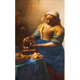 Vermeer: la laitière