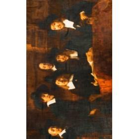 Rembrandt: Le syndic de la...