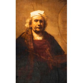Rembrandt: Autoportait