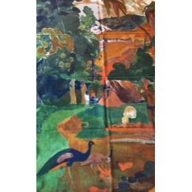 Paul Gauguin : Tahiti green...