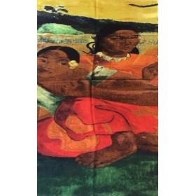 Paul Gauguin: Tahiti Woman